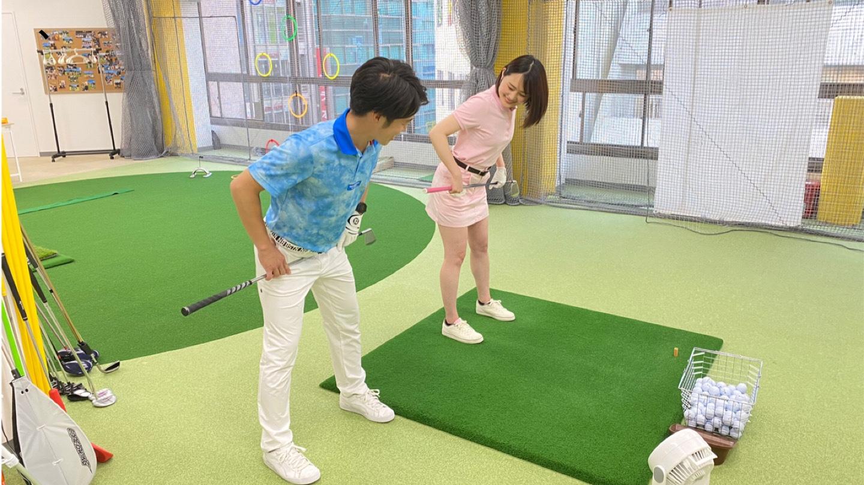 池袋ゴルフスクールなら池袋ゴルフアカデミー